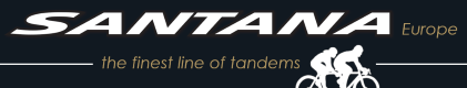 Santana Europe - the finest line of tandems